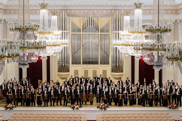 St. Petersburger Philharmoniker