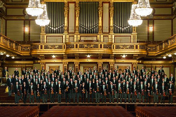 Wiener Philharmoniker im Musikverein